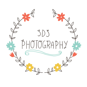 North East Wedding Photographer | SDS Photography logo