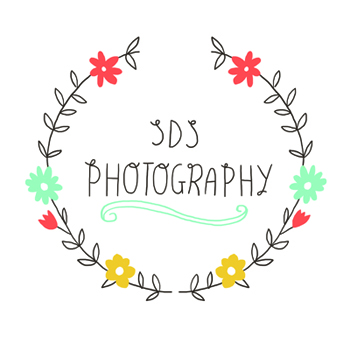 North East Wedding Photographer | SDS Photography logo